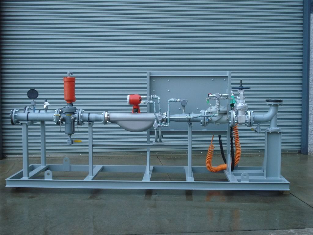 Brand New Liquid Truck loading/unloading skid with Coriolis flowmeter